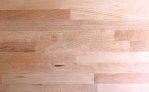 Holzbrett zum Schinken selber machen.